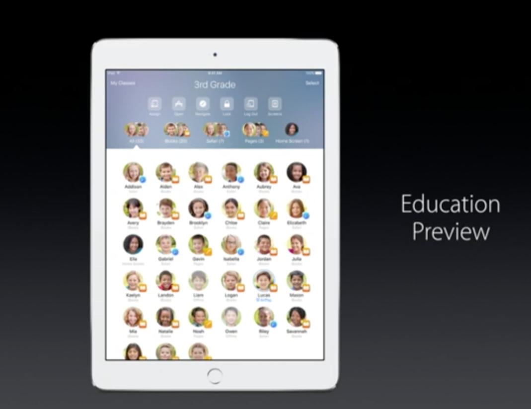 Apple Education - Bruk iPad i skoleklassen!