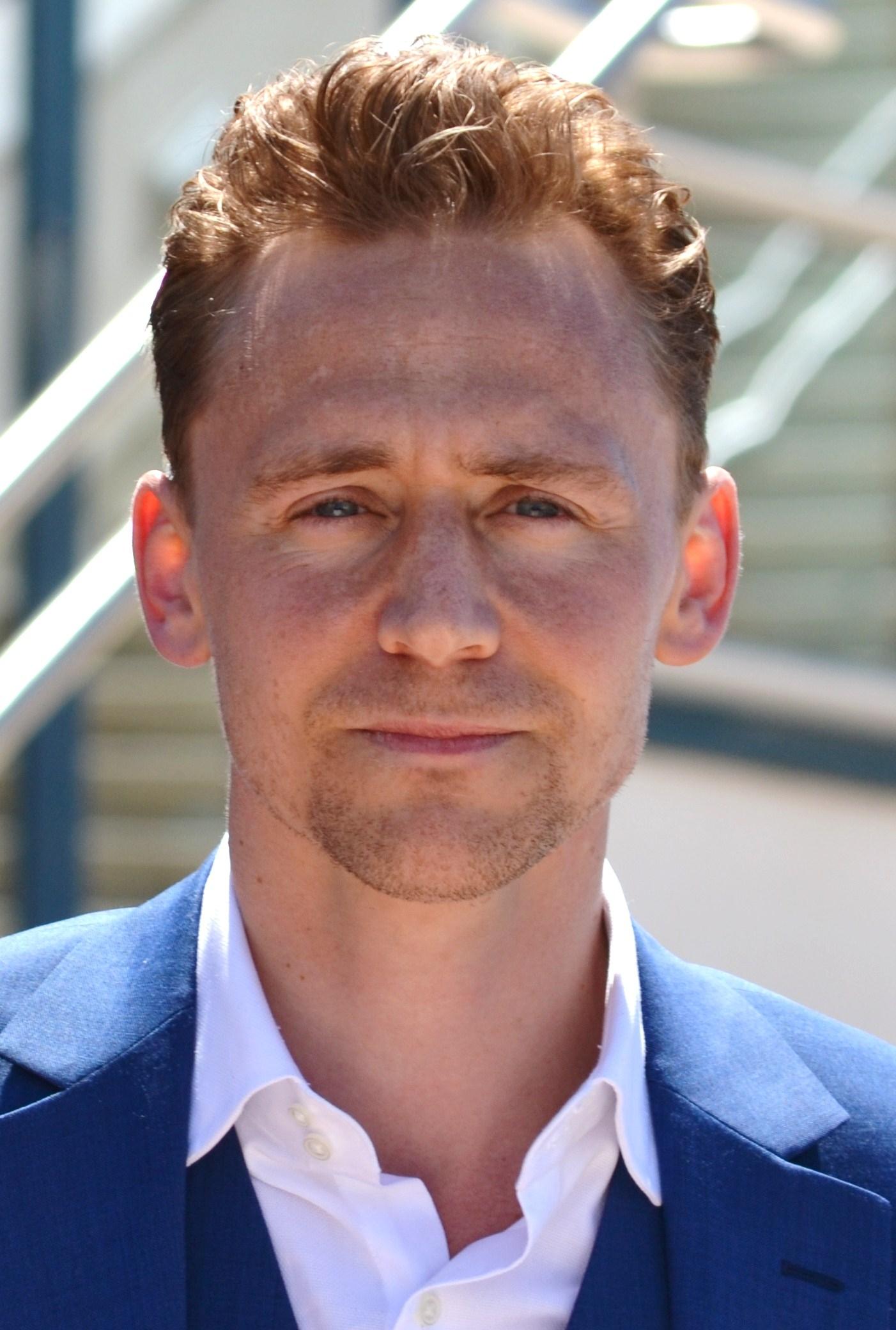 Tom Hiddleston i Cannes 2013. James Bond