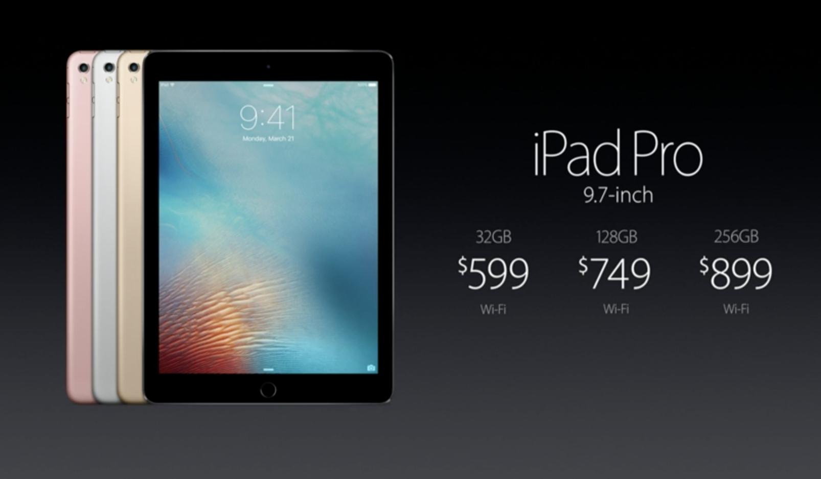 iPad Pro Pris