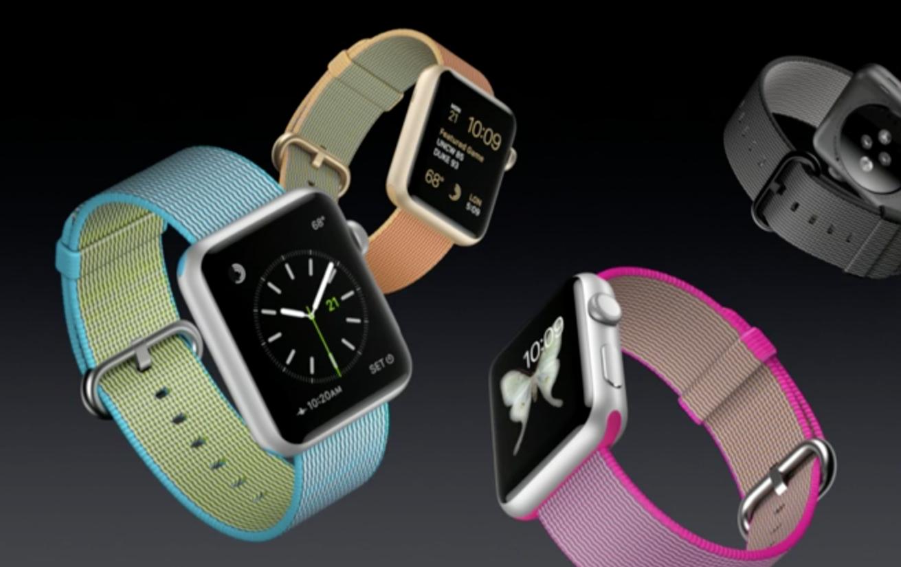 Nye Apple Watch reimer!