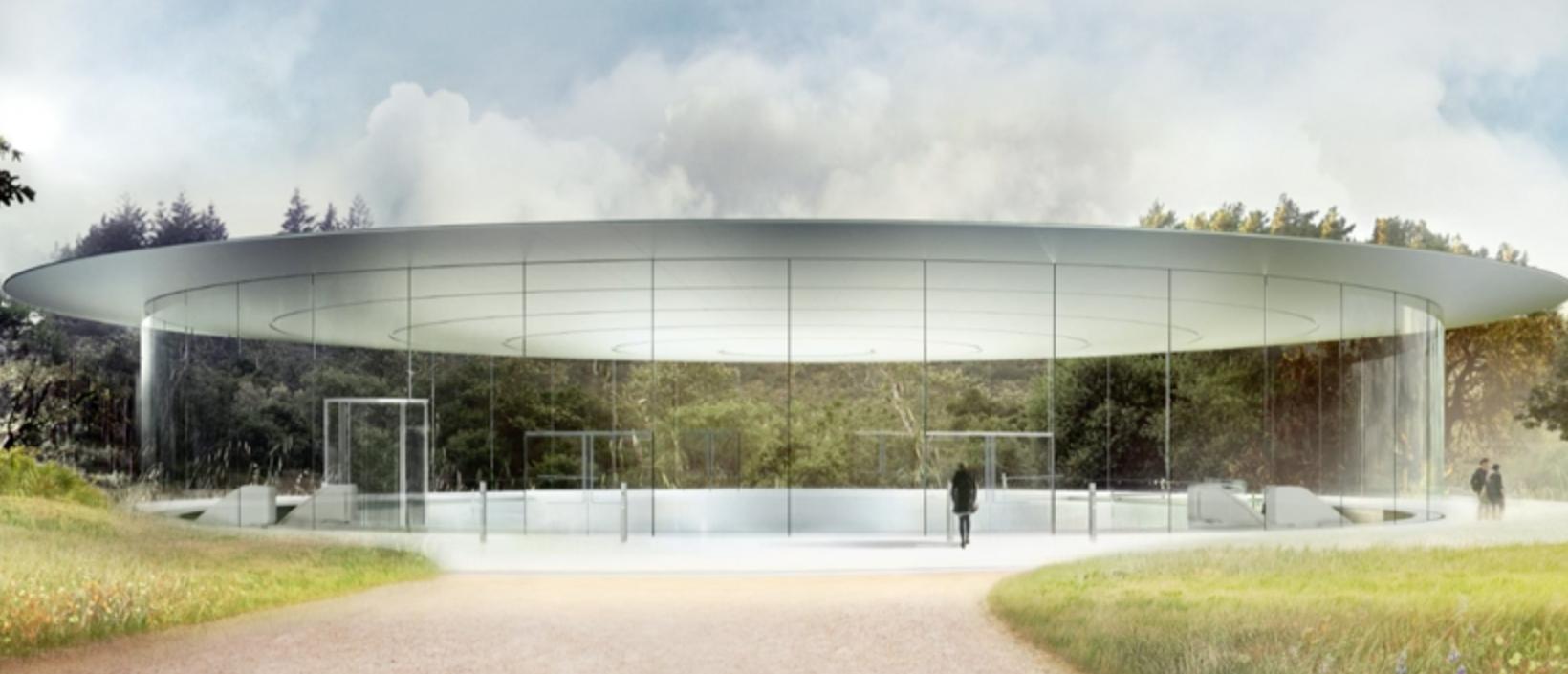 Apple HQ - ferdig 2017
